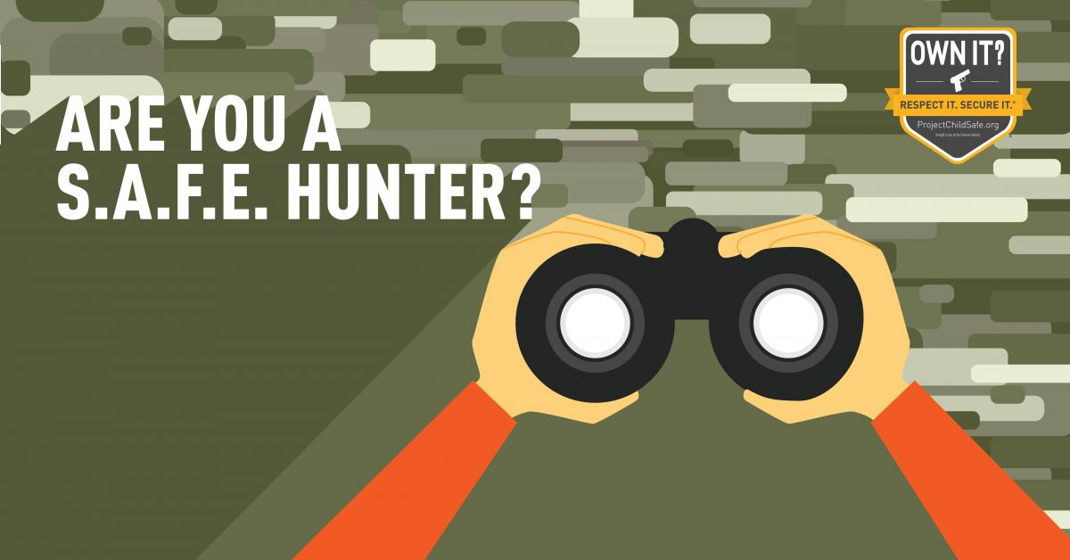 Are You a S.A.F.E. Hunter?